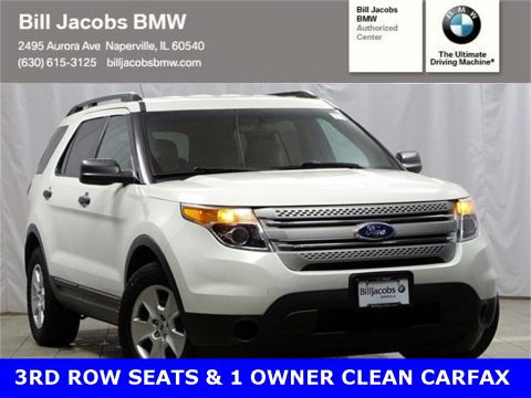 Pre-Owned 2012 Ford Explorer Base FWD 4D Sport Utility