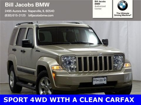 Pre-Owned 2011 Jeep Liberty Sport 4WD