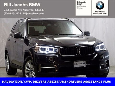 Certified Pre-Owned 2014 BMW X5 xDrive35i AWD