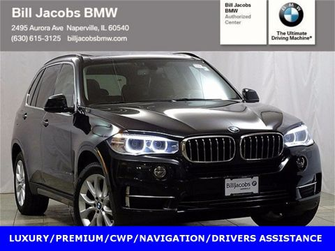 Certified Pre-Owned 2015 BMW X5 xDrive35i AWD
