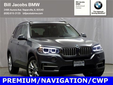 Certified Pre-Owned 2016 BMW X5 xDrive40e AWD