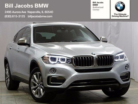 New 2018 BMW X6 xDrive35i With Navigation & AWD