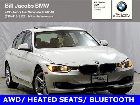 Certified Pre-Owned 2014 BMW 3 Series 320i xDrive AWD