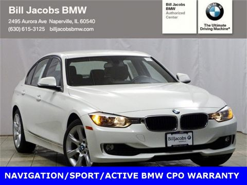 Pre-Owned 2014 BMW 3 Series 320i xDrive AWD