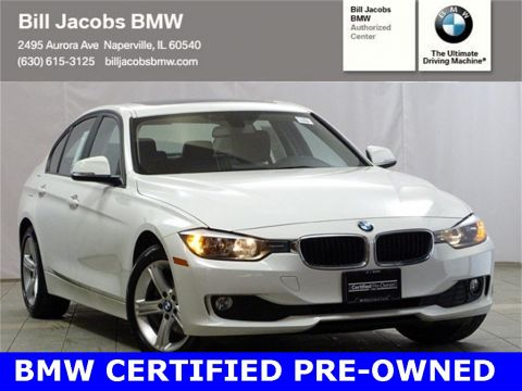 Certified Pre-Owned 2015 BMW 3 Series 320i xDrive AWD