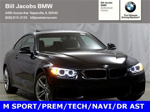 Certified Pre-Owned 2014 BMW 4 Series 435i xDrive AWD