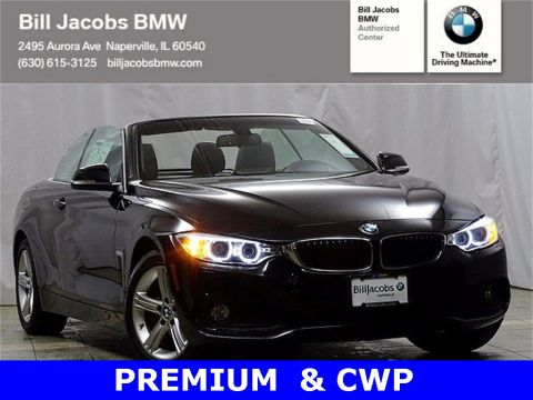 Certified Pre-Owned 2014 BMW 4 Series 428i xDrive AWD