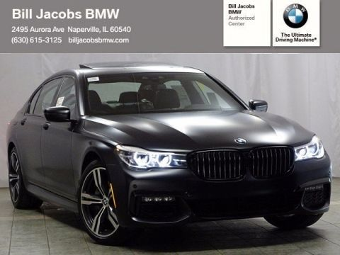 New 2018 BMW 7 Series 740i xDrive With Navigation & AWD