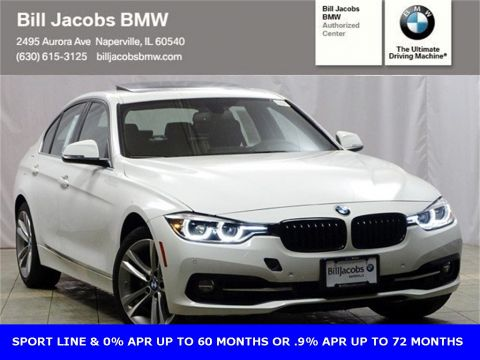 Certified Pre-Owned 2017 BMW 3 Series 330i xDrive AWD