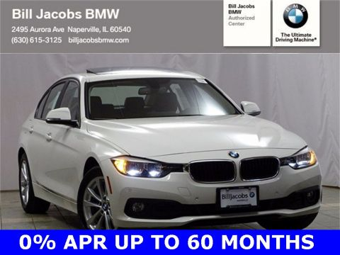 Pre-Owned 2017 BMW 3 Series 320i xDrive AWD