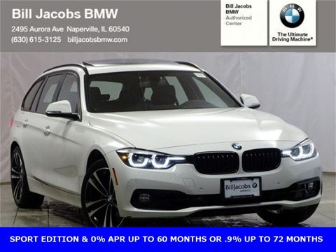 Pre-Owned 2018 BMW 3 Series 330i xDrive AWD