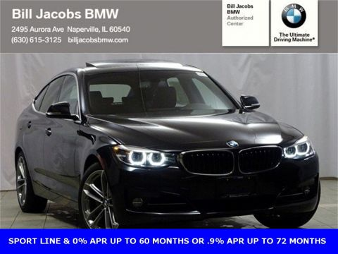 Pre-Owned 2017 BMW 3 Series 340i xDrive Gran Turismo AWD