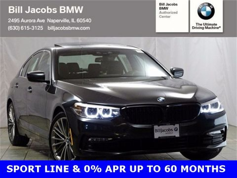 Pre-Owned 2017 BMW 5 Series 530i xDrive AWD