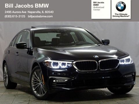 New 2018 BMW 5 Series 530i xDrive With Navigation & AWD