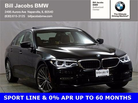 Pre-Owned 2017 BMW 5 Series 540i xDrive AWD