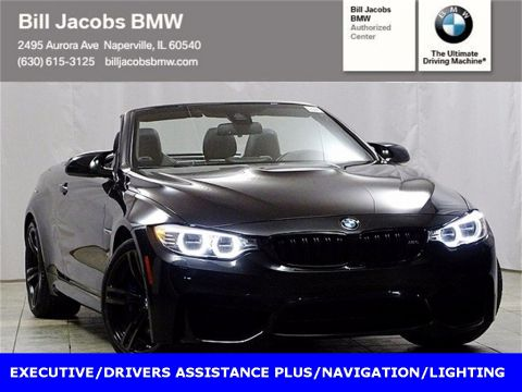 Certified Pre-Owned 2015 BMW M4 Executive RWD 2D Convertible
