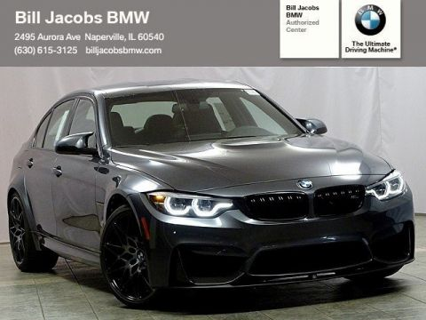2018 BMW M3 Base (M6) 4dr Car
