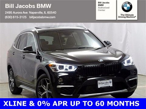 Pre-Owned 2017 BMW X1 xDrive28i AWD