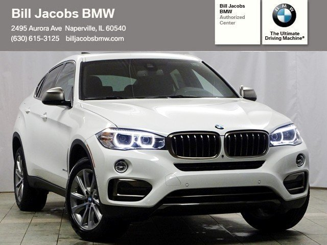 New 2018 BMW X6 xDrive35i