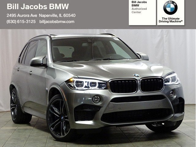 New 2018 BMW X5 M Sport Utility In Naperville B32461