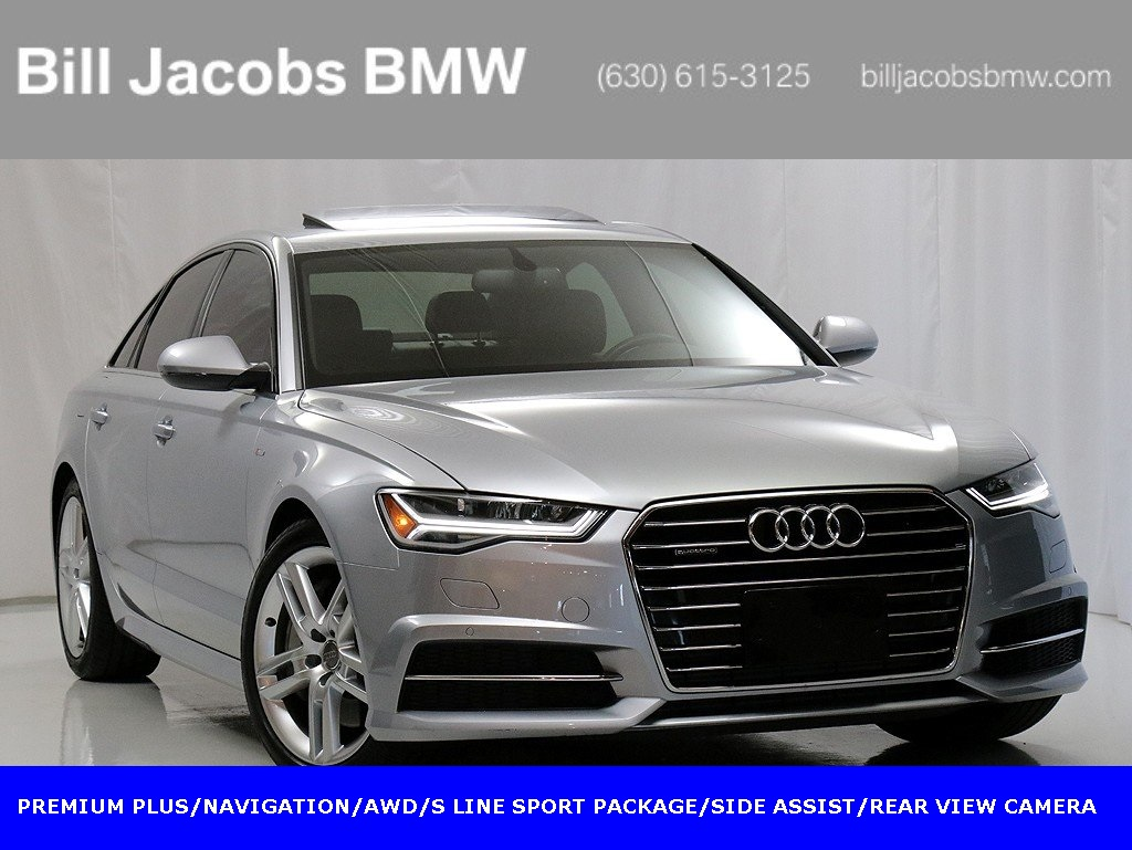 Pre-Owned 2016 Audi A6 2 0T Premium Plus quattro 4D Sedan