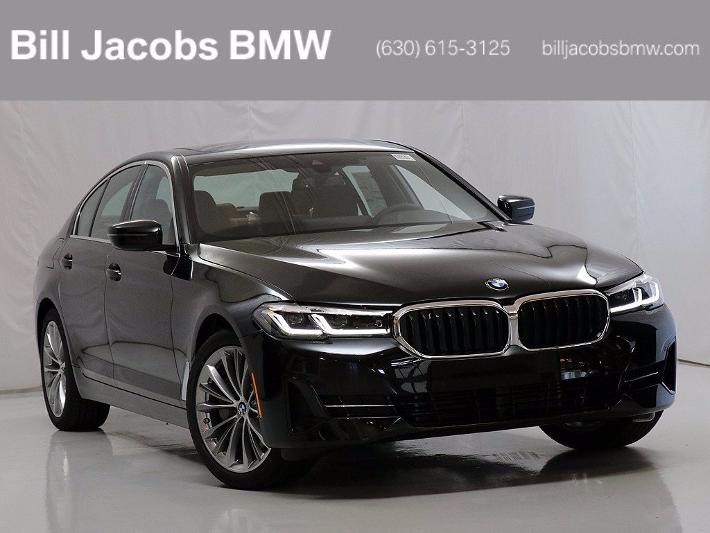 New 2021 BMW 5 Series 530i xDrive