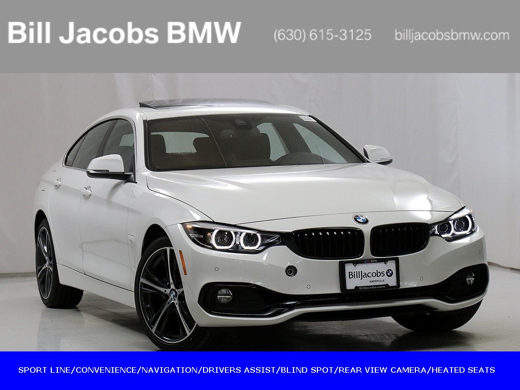 Pre-Owned 2020 BMW 4 Series 430i xDrive Gran Coupe