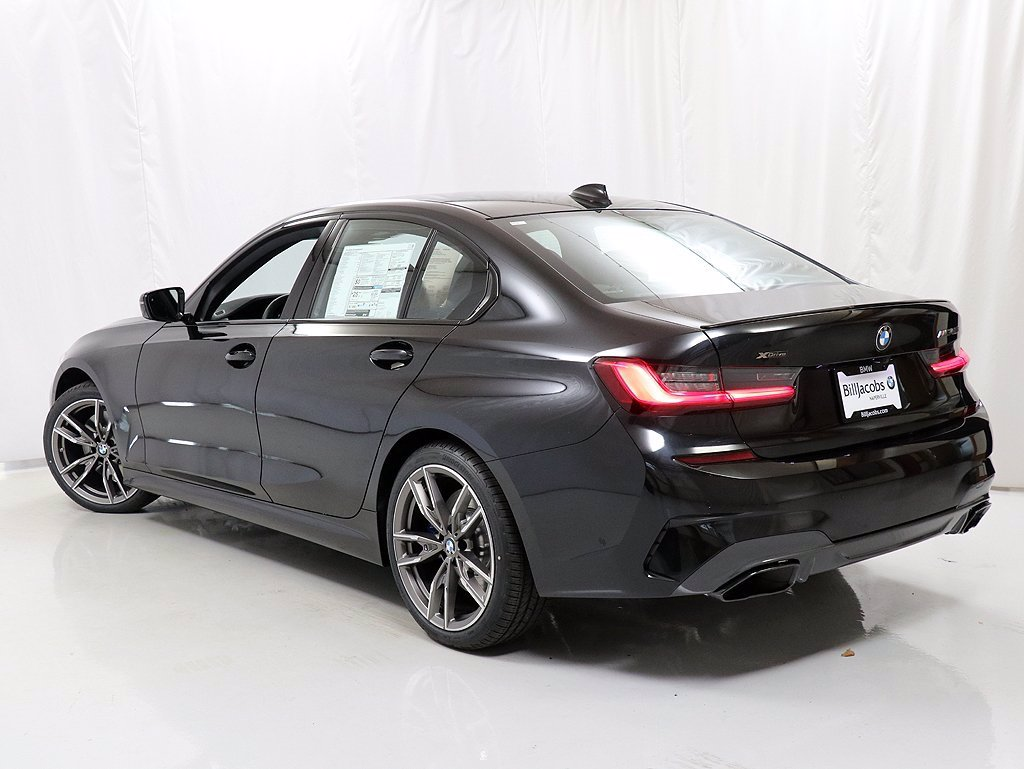 new 2021 bmw 3 series m340i xdrive 4dr car in naperville #