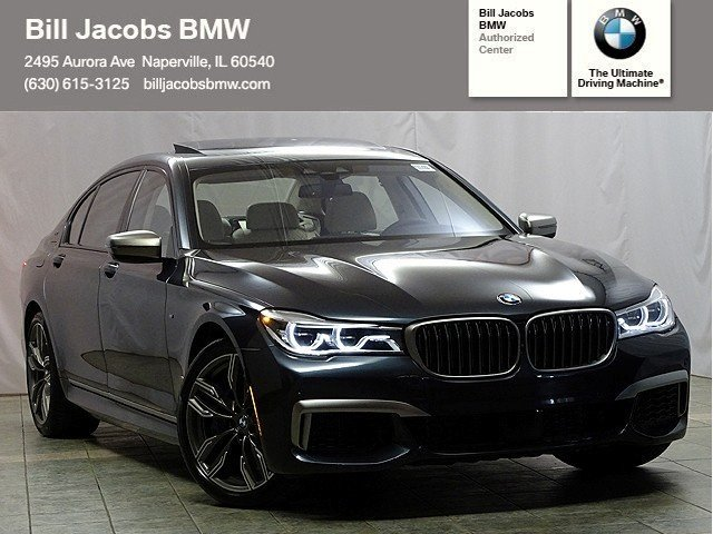 new 2018 bmw 7 series m760i xdrive 4dr car in naperville. Black Bedroom Furniture Sets. Home Design Ideas