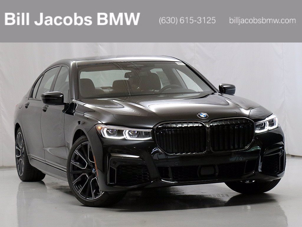 new 2021 bmw 7 series 750i xdrive 4dr car in naperville