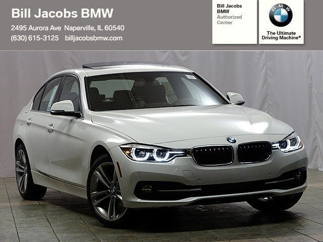 New 2017 BMW 3 Series 328d xDrive
