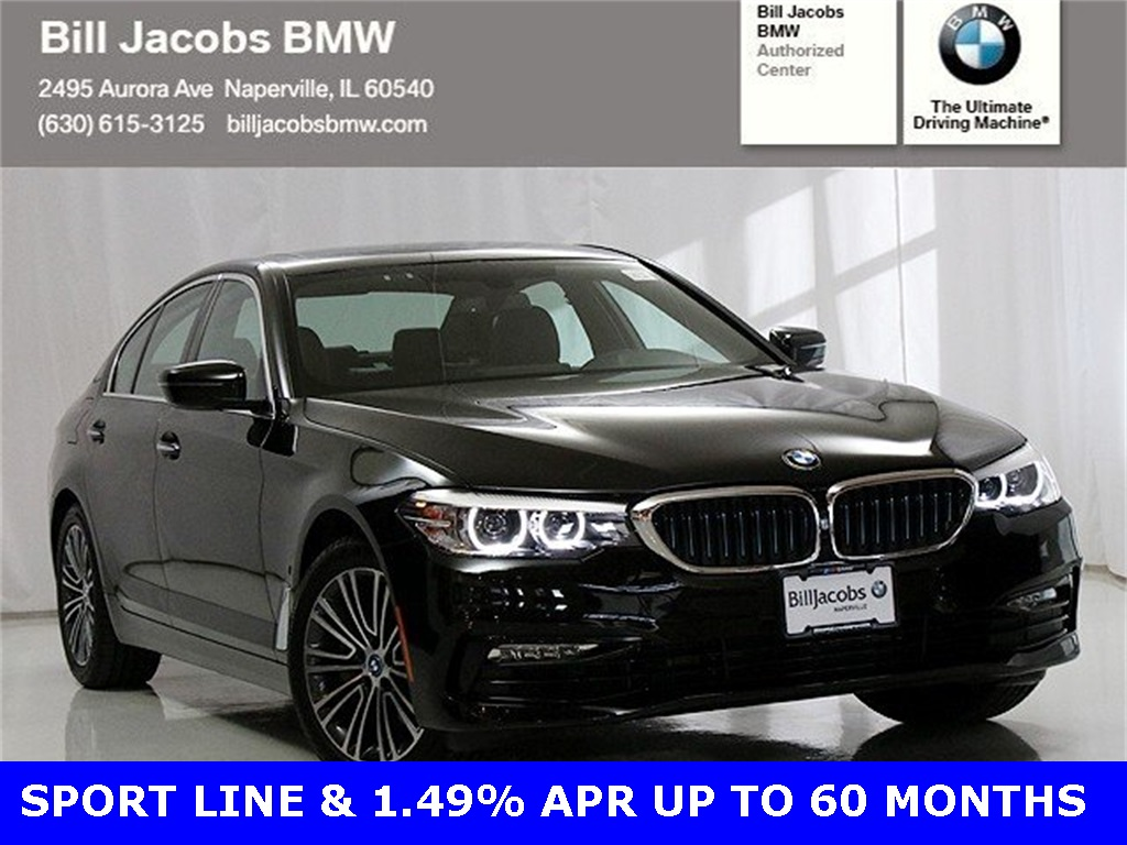 Pre-Owned 2018 BMW 530e xDrive iPerformance