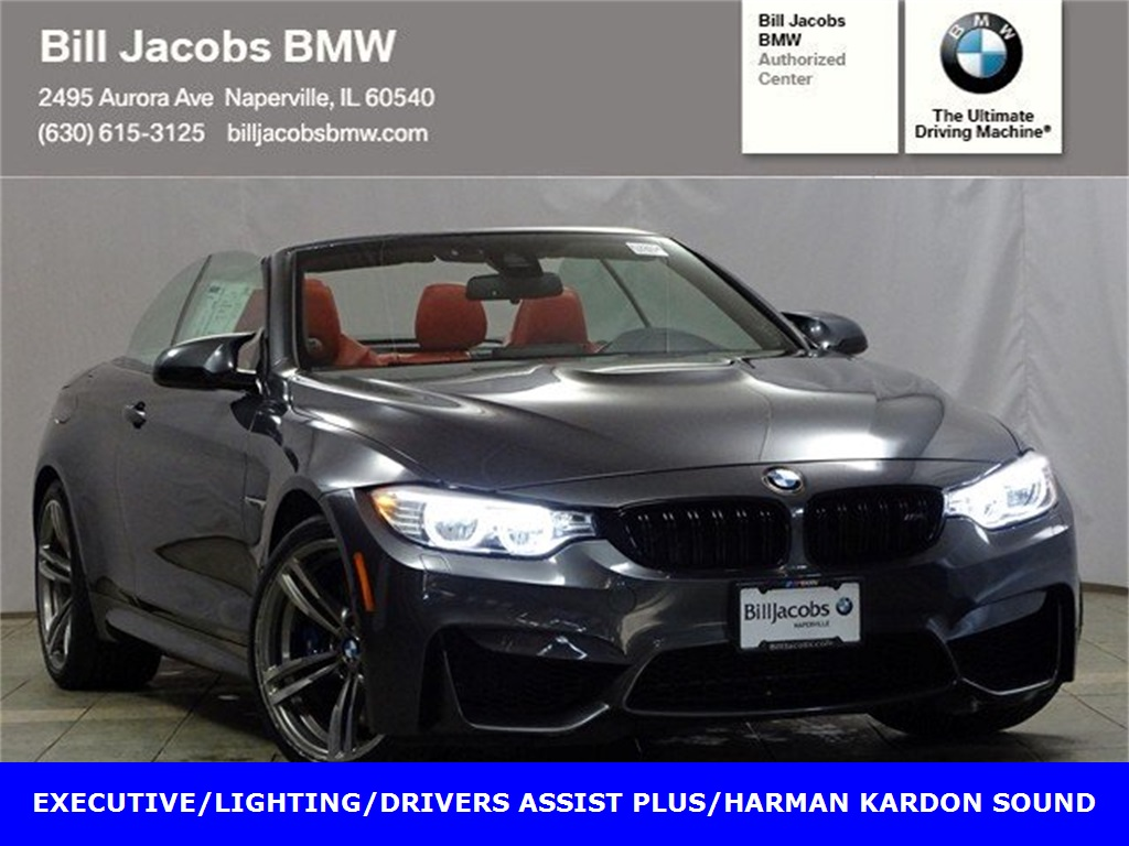 Certified Pre-Owned 2015 BMW M4 Executive