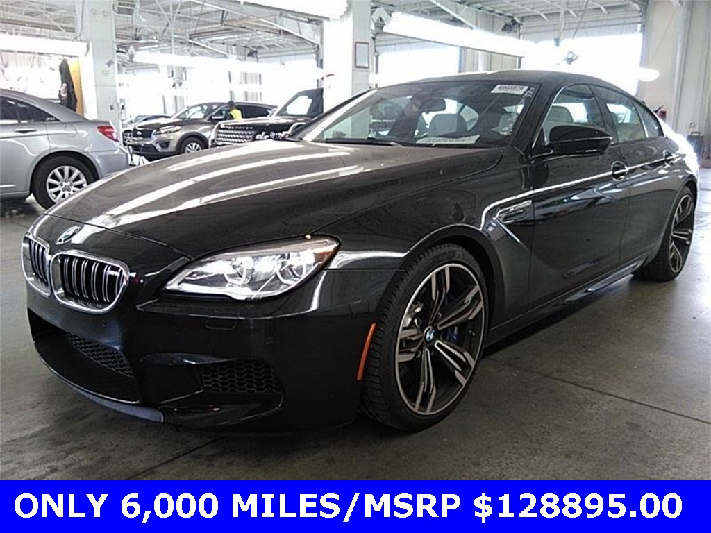 Pre-Owned 2019 BMW M6