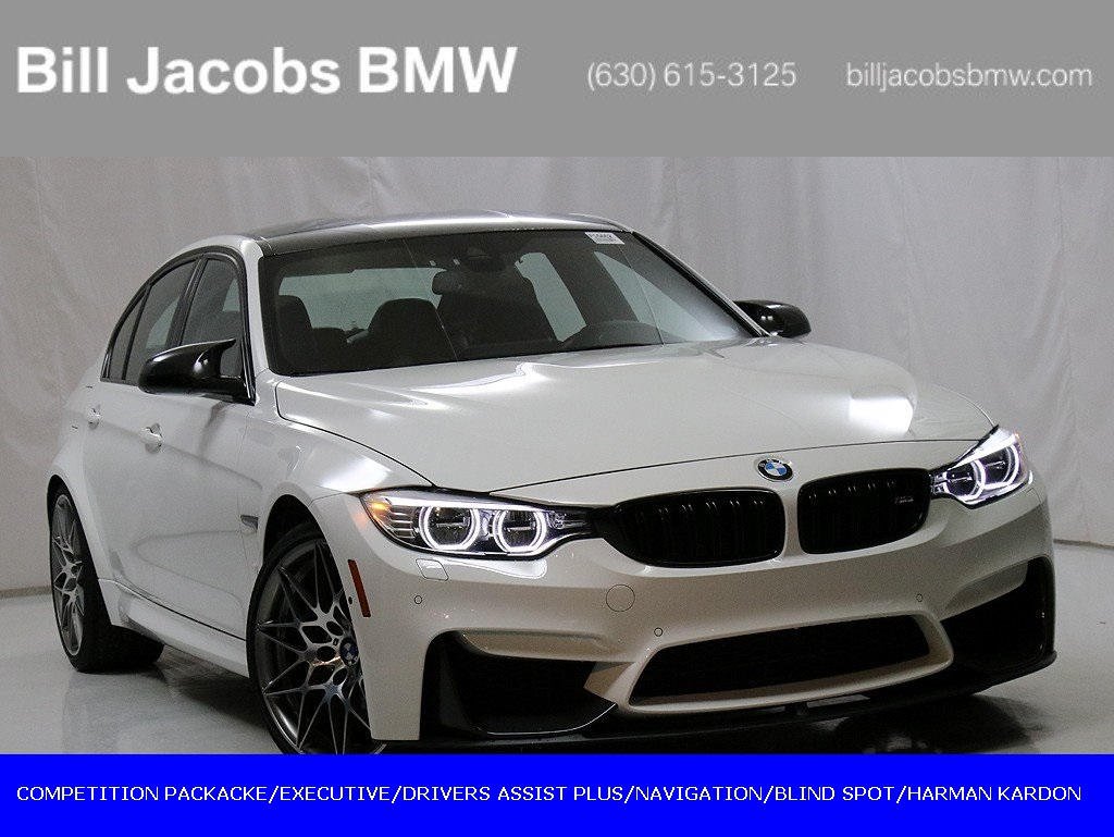 Pre-Owned 2017 BMW M3 M Competition
