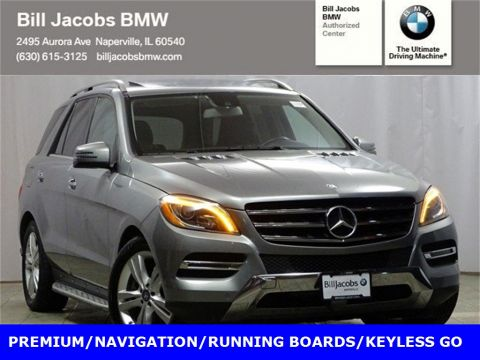 Pre-Owned 2014 Mercedes-Benz M-Class ML 350 4MATIC 4D Sport Utility
