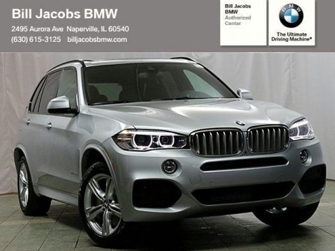 New 2018 BMW X5 xDrive40e iPerformance With Navigation & AWD