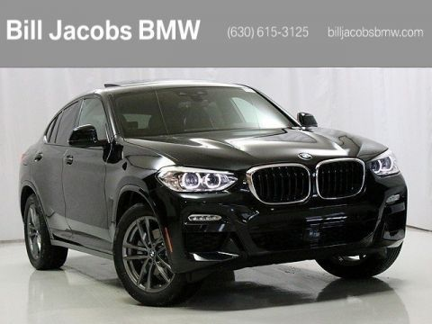 New 2019 BMW X4 xDrive30i