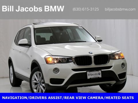 Certified Pre-Owned 2016 BMW X3 xDrive28i