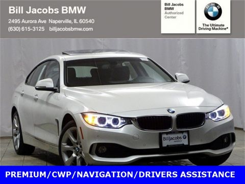 Pre-Owned 2015 BMW 4 Series 428i xDrive Gran Coupe AWD 4D Hatchback