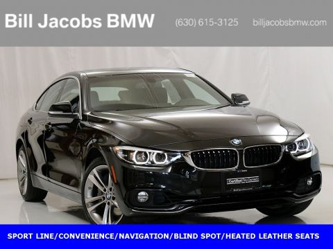 Certified Pre-Owned 2019 BMW 4 Series 440i xDrive Gran Coupe