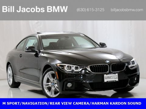 Certified Pre-Owned 2019 BMW 4 Series 440i xDrive
