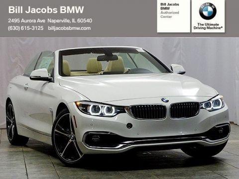 New 2018 BMW 4 Series 430i With Navigation