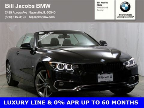 Courtesy Vehicle 2018 BMW 4 Series 430i xDrive AWD Convertible