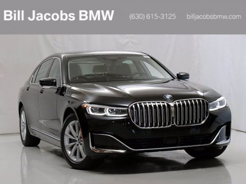 New 2021 BMW 7 Series 740i xDrive