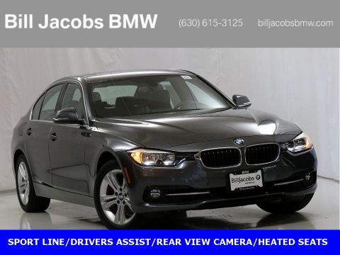 Pre-Owned 2017 BMW 3 Series 330i xDrive