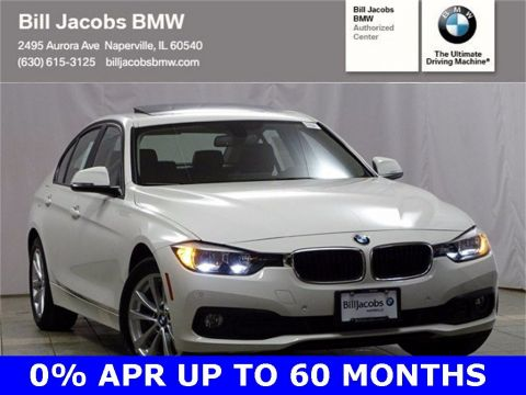 Courtesy Vehicle 2017 BMW 3 Series 320i xDrive AWD 4dr Car