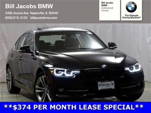 2017 BMW 3 Series 328d xDrive 4dr Car