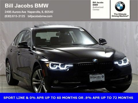Courtesy Vehicle 2017 BMW 3 Series 328d xDrive AWD 4dr Car