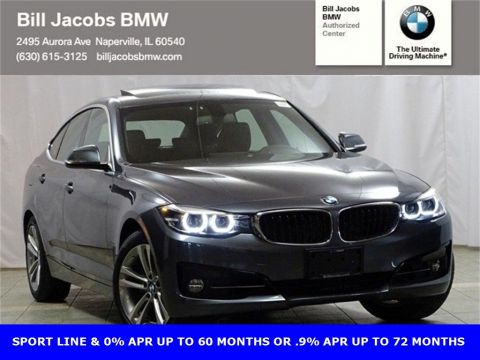 Courtesy Vehicle 2018 BMW 3 Series 330i xDrive AWD Hatchback